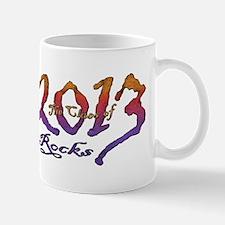 Class of 2013 Rocks Mug