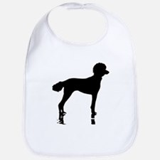 Poodles Are Perfect Bib