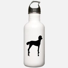 Poodles Are Perfect Water Bottle