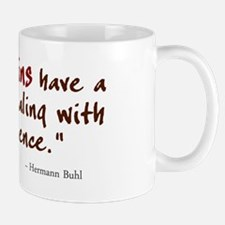 'Mountains' Mug