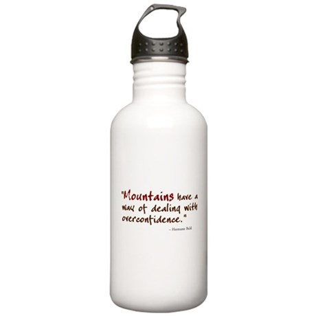 'Mountains' Stainless Water Bottle 1.0L