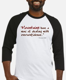 'Mountains' Baseball Jersey