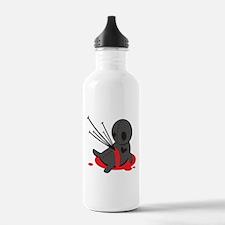 Voodoo Doll Water Bottle
