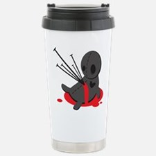 Voodoo Doll Travel Mug