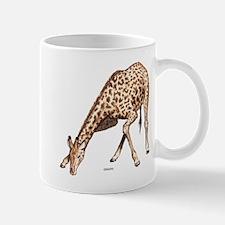 Giraffe Animal Mug