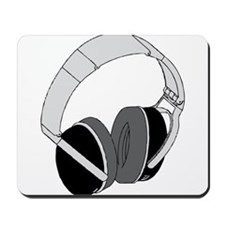 Headphones Mousepad