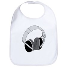 Headphones Bib