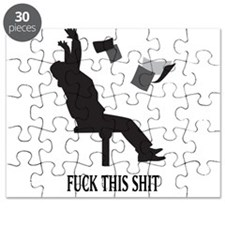 Fuck This Shit Puzzle