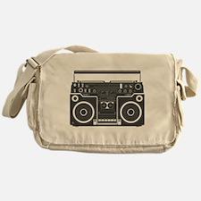 BoomBox Messenger Bag