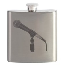 Microphone Flask