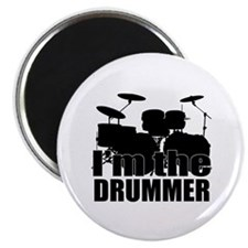 Im the Drummer Magnet