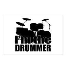 Im the Drummer Postcards (Package of 8)