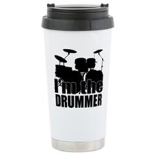 Im the Drummer Travel Mug