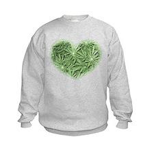 Pot Heart Sweatshirt