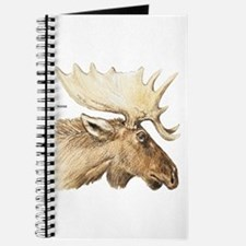 Moose Head Animal Journal
