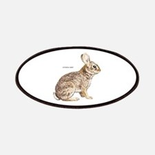 Cottontail Rabbit Patches