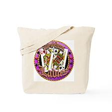 Ladies, Pocket Queens Tote Bag