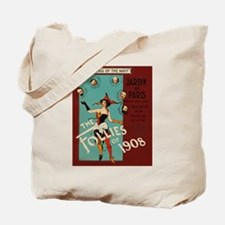 Song of The Navy Tote Bag