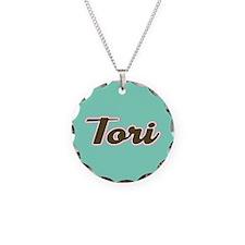 Tori Aqua Necklace