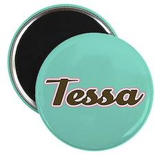 Tessa Aqua Magnet