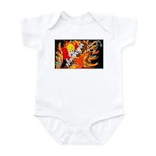 FIRE Infant Bodysuit