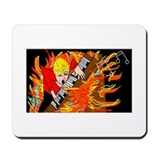 FIRE Mousepad
