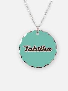 Tabitha Aqua Necklace