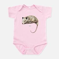 Opossum Animal Infant Bodysuit