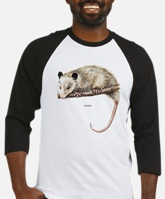 Opossum Animal Baseball Jersey