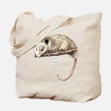Opossum Animal Tote Bag