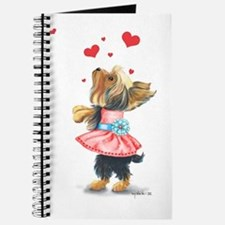 ByCatiaCho Yorkie Love Journal