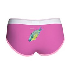 Stoplight Parrotfish Women's Boy Brief