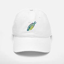 Stoplight Parrotfish Baseball Baseball Cap
