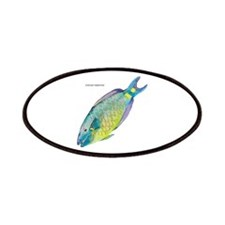Stoplight Parrotfish Patches