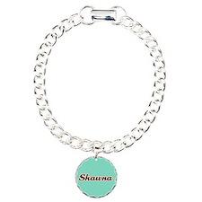 Shawna Aqua Bracelet
