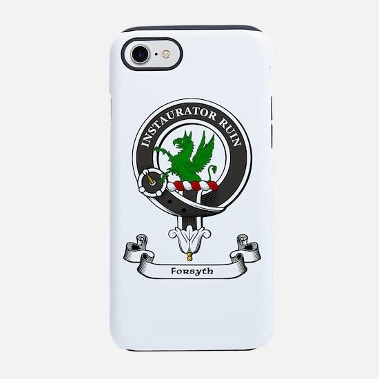 Badge-Forsyth [that Ilk] iPhone 7 Tough Case