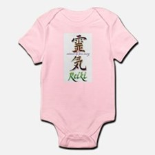 Reiki Healing hands chinese letters Body Suit
