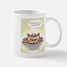 ByCatiaCho My Blessings Mug