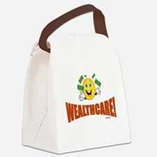 Wealthcare Canvas Lunch Bag