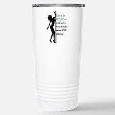 Pipeline Support Single Moms Travel Mug