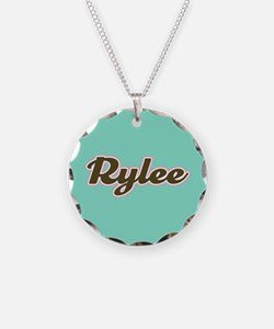 Rylee Aqua Necklace