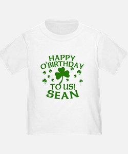 Personalized for Sean T