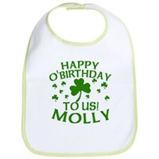Personalized for Molly Bib