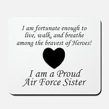 AF Sister Fortunate Mousepad