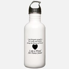 AF Sister Fortunate Water Bottle