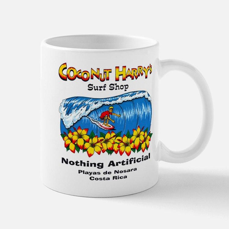 Cute Costa rica surfing Mug