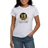 15th anniversary Women's T-Shirt