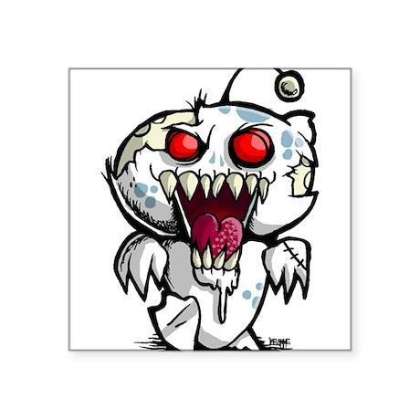 LaFlamme Reddit Zombie Sticker