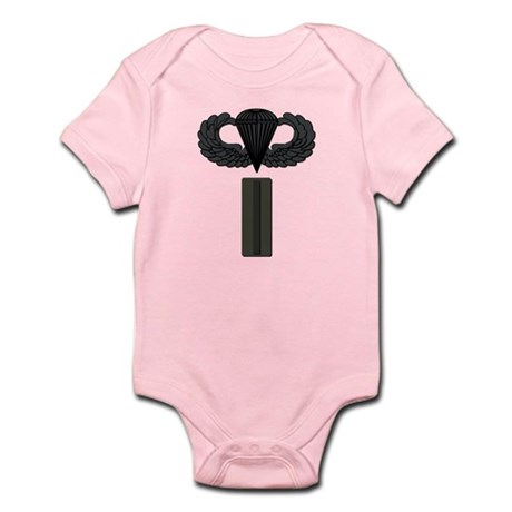 CW5 - Pin-On - Airborne Infant Bodysuit