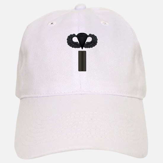 CW5 - Pin-On - Airborne Baseball Baseball Cap